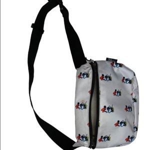 Disney grey Minnie Mouse Fanny pack